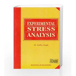 Experimental Stress Analysis by Sadhu Singh Book-8174091823