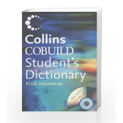 Student\'s Dictionary (Collins Cobuild) by Harper Collins Book-9780007183869