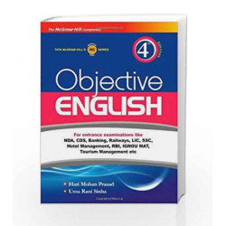 Objective English by Hari Prasad Book-9780070151956