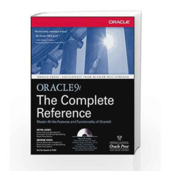 Oracle9i: The Complete Reference by PAUL R TIMM PH D Book-9780070499027