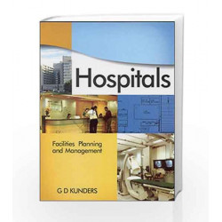 Hospitals - Facilities Planning & Management by PARTHO PRATIM SEAL Book-9780070502697