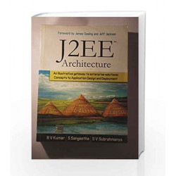 J2EE Architecture (With a companion CD) by B.V Kumar Book-9780070621633