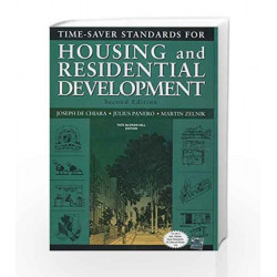 Time-Saver Standards for Housing and Residential Development by Joseph Dechiara Book-9780070682627