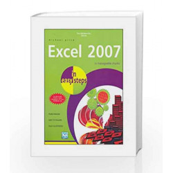Excel 2007 by N/A In Easy Steps Book-9780071077064