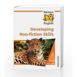 Nelson English - Book 4 Developing Non-Fiction Skills by G.K Book-9780174247746