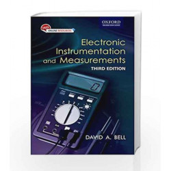 Electronic Instrumentation and Measurements by STONE Book-9780195696141