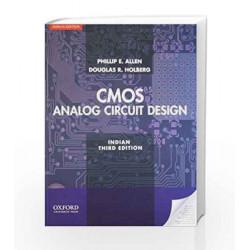 CMOS Analog Circuit Design by Allen Book-9780198097389