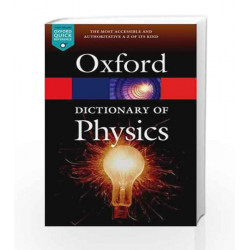 A Dictionary of Physics (Oxford Quick Reference) by 0 Book-9780198714743