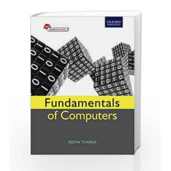 Fundamentals of Computers by CHADHA Book-9780199452729