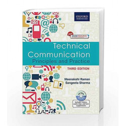 Technical Communication by Meenakshi Raman Book-9780199457496