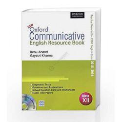 Oxford Communicative English Resource Book Class-12 by renu and neena kaul Book-9780199461035