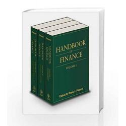 Handbook of Finance: Handbook of Finance 3 Volume Set by - Book-9780470042564