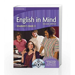 English in Mind Level 3 Student\'s Book with DVD-ROM by Herbert Puchta Book-9780521159487
