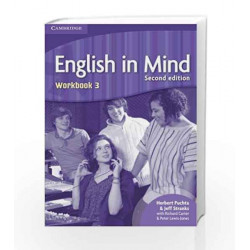 English in Mind Level 3 Workbook by CHAURASIA * Book-9780521185608