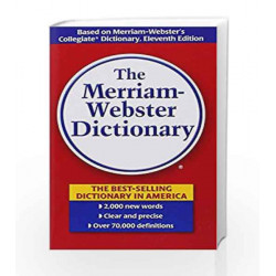 The Merriam-Webster Dictionary by Merriam-Webster Book-9780877799306