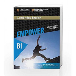 Cambridge English Empower Pre-intermediate Student\'s Book by UCLES Book-9781107466517