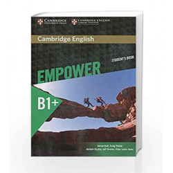 Cambridge English Empower Intermediate Student\'s Book by SILVESTER Book-9781107466845