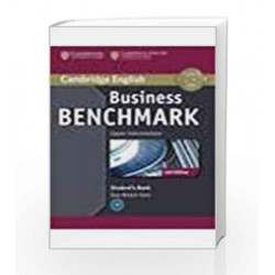 Business Benchmark Upper Intermediate by ABHILASH Book-9781107504196