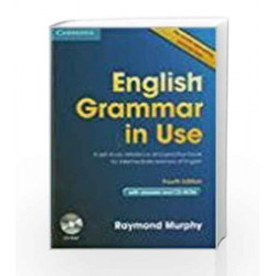 English Grammar in Use, 4 Ed. (PB + CD-ROM) by MURPHY Book-9781107670266