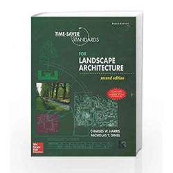 Time-Saver Standards for Landscape Architecture by Charles Harris Book-9781259004100
