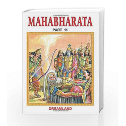 Mahabharata - Part 11 by Dreamland Publications Book-9781730105012