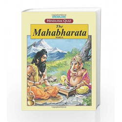 The Mahabharata - Part 1 (Hinduism Quiz) by Dreamland Publications Book-9781730165009
