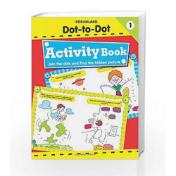 Dot-to-Dot Activity Book 1 by Dreamland Publications Book-9781730176036