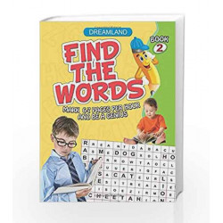 Find the Words - Part 2 by Dreamland Publications Book-9781730176623