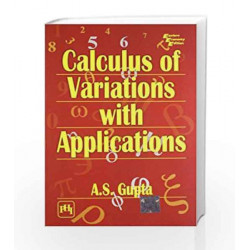 Calculus of Variations with Applications by Gupta A.S Book-9788120311206