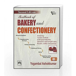 Textbook of Bakery and Confectionery by Ashokkumar Y Book-9788120346031