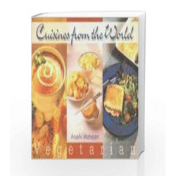 Cuisines from the World by Arushi Mahajan Book-9788120724860