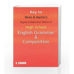 Key to High School English Grammar and Composition by KAMALESH DAS Book-9788121924894
