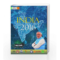 India 2016 by Publication Division Book-9788123020815