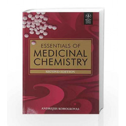 Essentials of Medicinal Chemistry by Andrejus Korolkovas Book-9788126516148