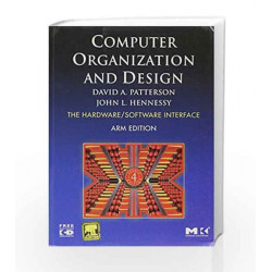 Computer Organization and Design by Patterson Book-9788131222744
