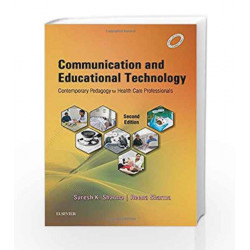 Communication and Educational Technology by Suresh K. Sharma Book-9788131243749