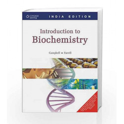 Introduction to Biochemistry by Mary K. Campbell Book-9788131510551