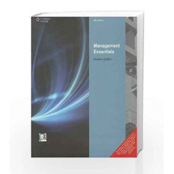 Management Essentials by Andrew J. Dubrin Book-9788131517130