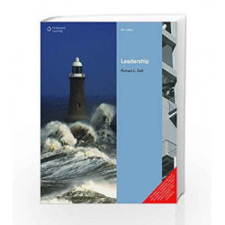 Leadership by Richard L. Daft Book-9788131517147