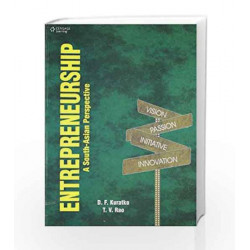 Entrepreneurship A South-Asian Perspective by T.V Rao Book-9788131517161