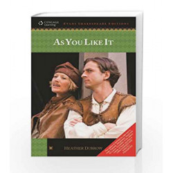 As You Like It Evans Shakespeare Editions by Heather Dubrow Book-9788131517635