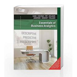 Essentials of Business Analytics by Jeffrey D Camm Book-9788131527658
