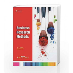 Business Research Methods by H.K. Dangi Book-9788131529607