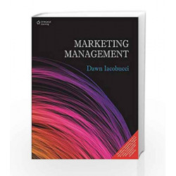 Marketing Management by CENGAGE Book-9788131532485