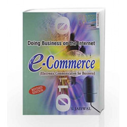 E-Commerce by S Jaiswal Book-9788175153059