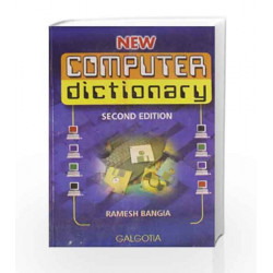 New Computer Dictionary by Ramesh Bangia Book-9788175154407