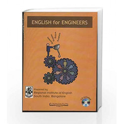 English for Engineers with CD by Rie Book-9788175963108