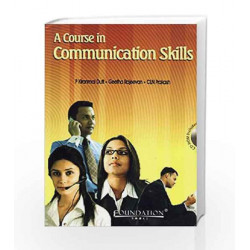 A Course in Communication Skills by Dutt Book-9788175965713