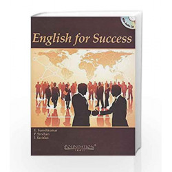 English for Success W/Audio CD by Suresh Book-9788175967328