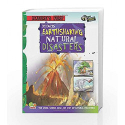 101 Earth Shaking Natural Disasters: Key stage 2 (Nature\'s Fury) by Chandni Sengupta Book-9788179931837
